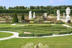 Great Gardens, Herrenhausen, Hannover Stock Photos
