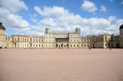 Great Gatchina Palace Stock Photos