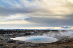 The Great Geysir Royalty Free Stock Photo