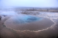The Great Geysir, Iceland Royalty Free Stock Image