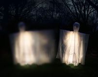 Great Ghastly Ghosts Royalty Free Stock Photos