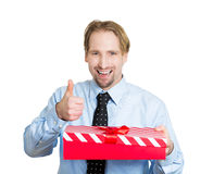 Great gift Royalty Free Stock Photos