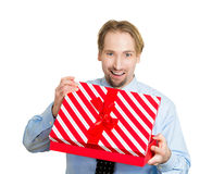 Great gift Stock Photography