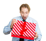 Great gift! Royalty Free Stock Images