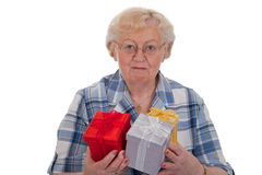 Great gifts Stock Photography