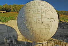 The Great Globe, Durlston, Dorset Royalty Free Stock Photo