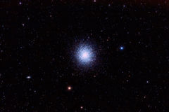 The Great Globular Cluster in Hercules Royalty Free Stock Photos