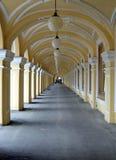 Great Gostiny Dvor in Saint-Petersburg. Russia Stock Photos