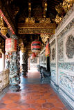 A great grand majestic clan temple in penang Royalty Free Stock Photos