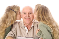 Great grandfather Stock Photography
