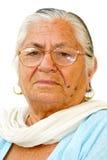 Great grandmother. Portrait shot of my great grandmother Stock Photos