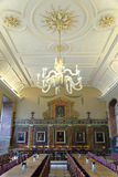 Great Hall, Christ Church College, Oxford Stock Image