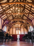 Great Hall at the Lord Leycester hospital Stock Images