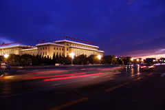 Great Hall of the People Royalty Free Stock Images