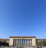 Great hall of the people of china Stock Photos