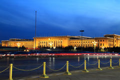 Great hall of the people Royalty Free Stock Photos