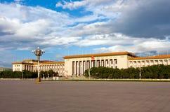 Great Hall of the People, Pechino Immagine Stock
