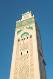 The Great Hassan II Mosque in Casablanca, Morocco Stock Photography