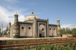 Great Islamic Tomb Palace of  Prose Royalty Free Stock Image
