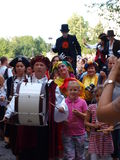 Great Juggling Parade, Lublin, Poland Stock Image