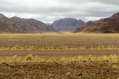 Great Karas Mountains, Namibia Royalty Free Stock Image