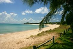Great keppel Island Stock Photography