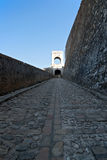 Great Kerkyra wall Royalty Free Stock Images