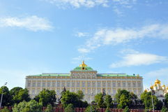 The Great Kremlin Palace Royalty Free Stock Photos