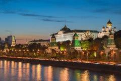 Great Kremlin Palace Royalty Free Stock Images