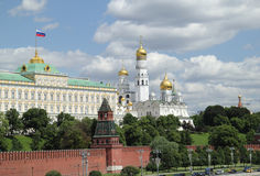 Great Kremlin Royalty Free Stock Photo