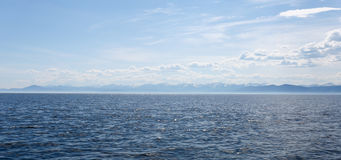 The great lake Baikal, Russia Stock Photo
