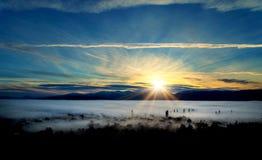 Great lake Prespa, Macedonia Stock Photos