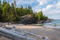 Great Lake Superior Stock Photos