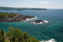 Great Lake Superior Royalty Free Stock Photography