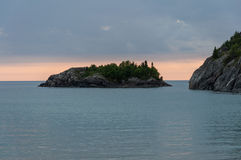 Great Lake Superior Royalty Free Stock Photo