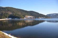 Great lake views Royalty Free Stock Images