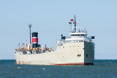 Great Lakes Cement Carrier Stock Images