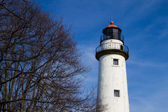 Great Lakes Lighthouse Royalty Free Stock Image