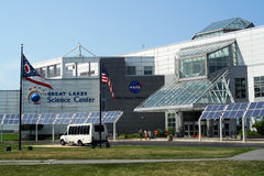 Great Lakes Science Center Royalty Free Stock Photography