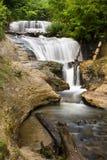 Great Lakes vattenfall fotografering för bildbyråer
