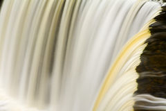 Great Lakes Waterfall Detail Stock Photo