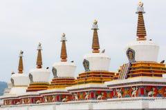 Great Lamasery of Kumbum Ta er Lamasery Stock Images