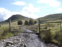 Great Langdale Royalty Free Stock Photography