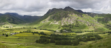 Great Langdale Stock Photography