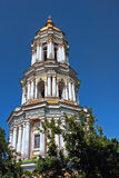 Great Lavra Belltower of Kiev Pechersk Lavra in Ki Royalty Free Stock Photo