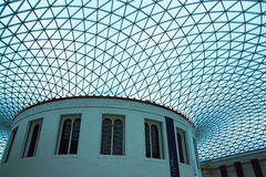 The great library and roof detail Royalty Free Stock Photography