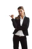 Great looking business woman Royalty Free Stock Photo