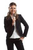 Great looking business woman Stock Image