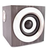 Great loud speakers Stock Photography