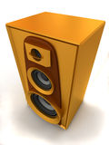 Great loud speakers Stock Images